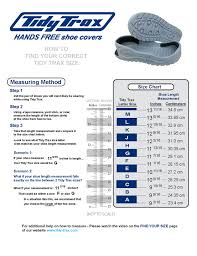 J Shoes Size Chart Find Your Size