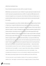 Explication Essay Examples Poetry Sample Poem Explication Essay Example Poetry Analysis
