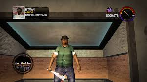 Made Big Smoke in Saints Row 2. : SaintsRow