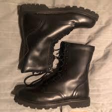 frizzyezzy 19 days ago phoenix united states men s black leather combat boots