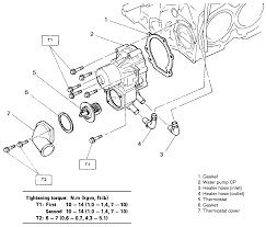 Repairguidecontent on ford five hundred drive belt 00 explorer timing diagram