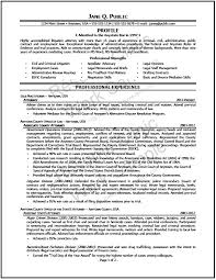 Attorney Resume Delectable Mediation Attorney Resume The Resume Clinic