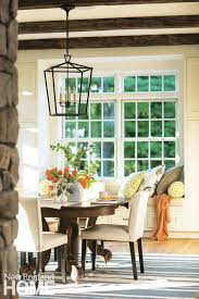 breakfast area lighting. Interior Designer Sara Jordan Made Sure That Her Family-friendly Choices In The Dining Room And Kitchen Were Sync With Breakfast Table Chairs Area Lighting T