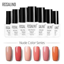 rosalind gel 1s 7ml color series gel nail polish acrylic for nail art false tips extension lacquer varnishes manicure gel manicure at home gel nails