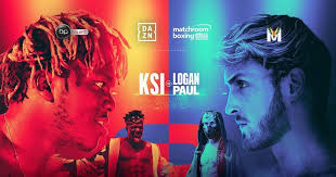 Jake Paul Birth Chart Ksi Vs Logan Paul 2 Fight Date Time Weigh In And How To