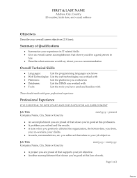 Magnificent Retail Resume Skills Model Documentation Template