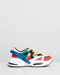 Fay Bright Multi by Steve Madden   ShoeSales