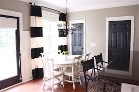 White Door Black Trim Why Black Interior Doors Worth The Attention Traba Homes