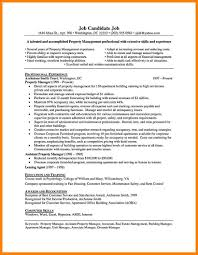 12 Property Manager Resume Sample Offecial Letter