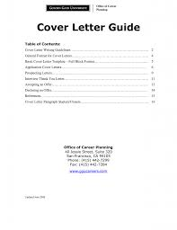 6 Writing A Basic Cover Letter Agenda Example Easy Examples Photo