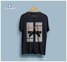 T Shirt Design Inspiration Kepto T Shirt Design Clothes Design Printed T Shirt Apparel
