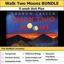 best walk two moons ideas two by two list of walk two moons unit bundle