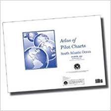 Pub105 Atlas Of Pilot Charts South Atlantic Ocean 2nd
