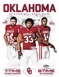 2013 Oklahoma Football Media Guide By Ou Athletics Issuu