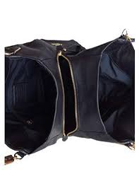 Coach Madison Large Phoebe Leather Shoulder Bag