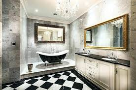chandelierscontemporary bathroom chandelier modern chandeliers french bathrooms view in gallery sparkling for the