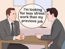 4 Ways To Explain Why You Want A Job Wikihow