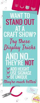 8 JawDropping Craft Fair Booths  Creative IncomeChristmas Craft Show Booth Ideas