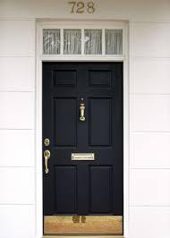 black door texture