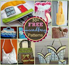 Handbag Patterns Classy 48 Free Handbag And Purse Patterns And Tutorials