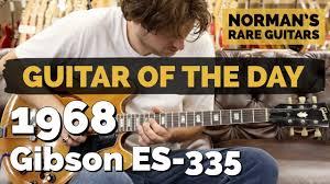 <b>Guitar</b> of the <b>Day</b>: 1968 <b>Gibson</b> ES-335 | Norman's Rare <b>Guitars</b> ...