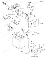 Electrical wiring kawasaki bayou on wiring diagram as well kubota