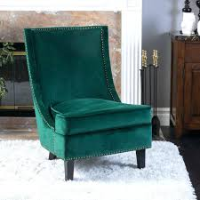 emerald green furniture. Emerald Green Velvet Chair Small Club Chairs Gray Tufted Furniture Sofa For E