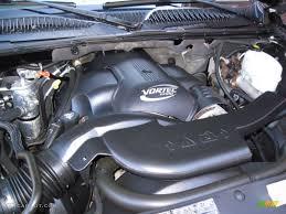 2003 Cadillac Escalade ESV AWD 6.0 Liter OHV 16-Valve V8 Engine ...
