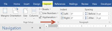 Apa Setup Apa Page Formatting How To Format Your Word Document In Apa Style