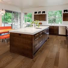 Engineered Wood Flooring In Kitchen Shop Pergo Lifestyles 799 In Variable Width Mayson Oak Hardwood