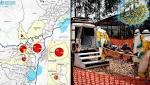 Ebola outbreak Congo MAPPED: 'GRAVE concern' as death toll SOARS - 333 cases and 209 dead