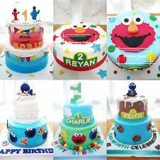 Elmo Cake Sesame Street Cake Baby Elmo Cake Food Drinks Baked