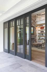 Outdoor Living  BiFolding Doors IndoorOutdoor Continuity - Bifold exterior glass doors