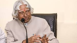 Remembering The Missile Man Of India A Brief Timeline Of