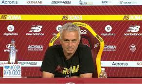 Roma-Udinese, la conferenza stampa di Mourinho