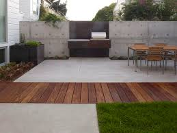 Brilliant Modern Concrete Patio Designs Oven Ideas For Summer Fun Woodconcrete Patiosconcrete With Beautiful