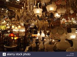 Antique Lighting Fixtures Philadelphia An Antique Light Shop In Philadelphia Stock Photo 169677460
