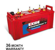 Exide Inva Smart Inverter Battery