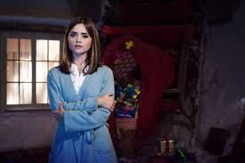doctor who interview jenna coleman last christmas makes doctor who christmas special last christmas written by steven moffat clara jenna
