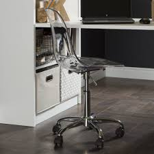 clear office desk. Livingroom:Drop Gorgeous Best Clear Office Chair Design Decoration Of Lumisource Modern Desk Plastic Mat L