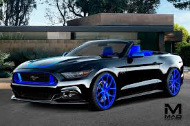 Ford Reveals Eight Custom Mustangs Bound For SEMA 2015