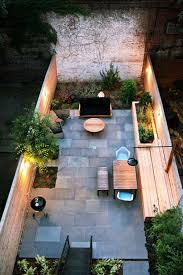 Narrow Backyard With Privacy Ideas