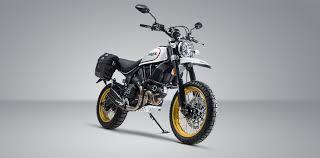 by motorbike ducati scrambler desert sled sw motech