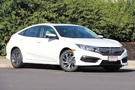 2018 honda white. new 2018 honda civic sedan ex automatic white