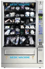 Ems Vending Machine Beauteous Medic Machine EMS World