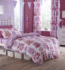 full size of kids bedroom catherine lansfield owl duvet set pink kids covers cover childrens
