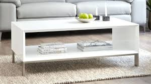 white gloss coffee table with storage end nest of tables next halo
