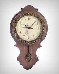coffee color designer antique pendulum wall clocks