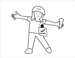 Flat Stanley Template Interesting Flat Stanley Coloring Page Malebog