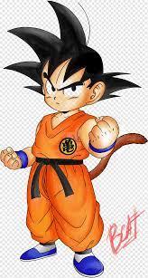 Goku Grandpa Son Gohan Majin Buu ...